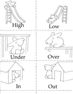 Excellent Photos opposites preschool printables Style Don't you often wonder tips on how to have the funds for it? If you have Montessori education or even a classical sor Opposites Preschool, Opposites Worksheet, Free Preschool, Preschool Printables, Preschool Lessons, Preschool Learning, Kindergarten Worksheets, Preschool Activities, Dyslexia