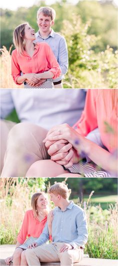 Furman Engagement Session in Greenville, SC