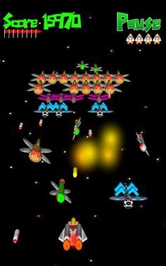 Alien Swarm 3D- screenshot