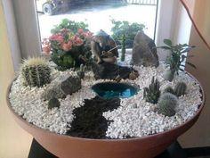 miniatura de jardim japones - Pesquisa Google