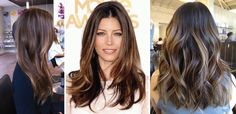 My haircut inspiration for long hair. Long layers with some short pieces around the face. Long haircut inspiration pictures.