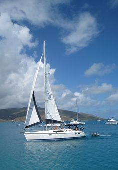 Charter sailing - Puerto Rico   #Tours4Fun #Dream #Getaway #Contest