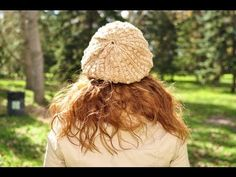 How to knit a beret with straight needles - Free Knitting Patterns Tuto. patterns free hats straight needles How to knit a Beret with regular needles - Free Knitting Pattern Tutorials Knitting Club, Knitting Videos, Free Knitting, Baby Knitting, Knitting Basics, Knitting Tutorials, Knitting Stitches, Knitting Needles, Knitted Beret