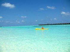 LUX* Maldives: amazing lagoon