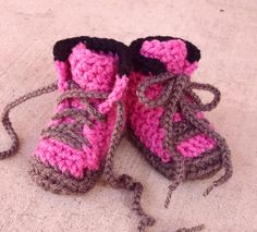 EN venta botines de bebé botitas de bebé de por handmadebabylove