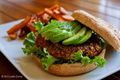 Free from - Leslie Durso's Vegan Pantry Earthburger from http://www.yummly.com/blog/2012/04/pink-slime-free-burgers-for-earth-day/