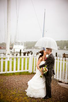 """Chelsea & Bill's Nautical """"Tying the Knot"""" Themed Wedding