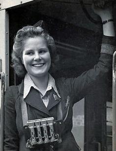 Conductress Berlin