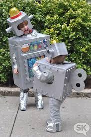 Image result for make robot costume