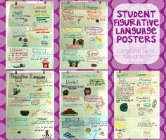 Figurative Language Posters!