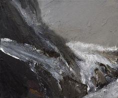 Ørnulf Opdahl: Bre, 2007, 50 x 60 cm