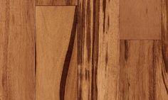 Savana Hardwood, Tigerwood Natural Hardwood Flooring | Mohawk Flo