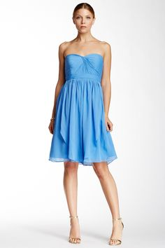 Keira Crinkle Dress by Jenny Yoo Collection on @nordstrom_rack