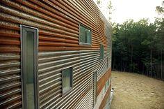 I <3 Corrugated Metal
