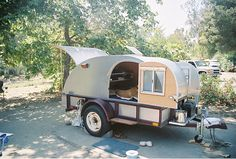 Teardrops n Tiny Travel Trailers • View topic - removable camper