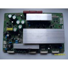 Y-MAIN BOARD LJ41-05134A LJ92-01494A SAMSUNG PLASMA TV