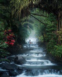 Tabacon Hot Springs, Arenal, Guanacaste, Costa Rica