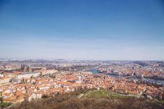 Panorama depuis la Tour Petrin Grand Canyon, Tours, Mountains, Nature, Travel, Visit Prague, Naturaleza, Viajes, Destinations
