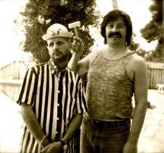 Led Zeppelin's John Bonham and Ringo Starr.