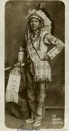 photo-postcards, produced between 1910 feature Native Americans thought to be members of the Nebraska Winnebago tribe prominently displaying bandolier bags. Native American Clothing, Native American Photos, Native American History, Native American Indians, American Art, Native Indian, Native Art, Indian Tribes, Indian Pictures