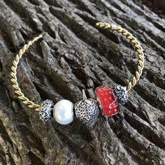 Redbalifrog Sweet Harvest – marthnickbeads White Sea, Sea Pearls, Bangles, Bracelets, Silver Beads, Harvest, Brass, Sweet, Jewelry