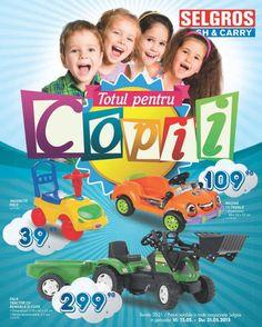 POC Oferte Supermarket online | SELGROS -Totul pentru Copii