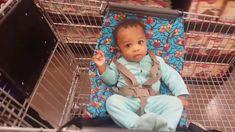 DIY HOW TO MAKE A BABY SHOPPING CART HAMMOCK baby hammock