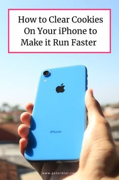 Learn how to clear cookies on iPhone to free up storage space, improve your device's performance speed, and better control your privacy. Life Hacks Computer, Iphone Life Hacks, Computer Basics, Computer Help, Computer Tips, Cell Phone Hacks, Smartphone Hacks, Iphone Codes, Iphone Secret Codes