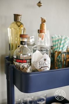 No home is complete without a bar cart!