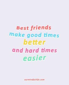 Only 1 in every 12 friendship stands the test of time. Celebrate your friendship with these heartening best friends quotes. Best Friend Quotes Deep, Friend Quotes For Girls, Best Friend Quotes Meaningful, Besties Quotes, Best Friends For Life, Quotes Girls, Best Friend Sayings, Three Best Friends Quotes, Friendship Quotes For Girls Real Friends