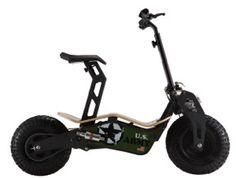 Moto électrique - Beeper Road - Scootcross