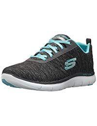 Skechers Sport Women's Flex Appeal 2.0 Fashion Sneaker Types Of Sandals, Up Shoes, Sports Women, Skechers, Fashion Boutique, Sneakers Fashion, Uggs, Slip On, Women's Sandals