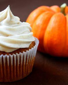 Low FODMAP and Gluten Free, Pumpkin Cupcakes http://www.ibssano.com/low_formap_pumpkin_cupcakes.html