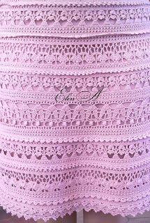 Ideas Crochet Vestidos Fashion Vanessa Montoro For 2019 Crochet Wedding Dresses, Crochet Summer Dresses, Crochet Skirts, Crochet Clothes, Crochet Baby Dress Pattern, Crochet Diagram, Crochet Chart, Crochet Lace, Vanessa Montoro