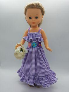 Summer Dresses, Diy, Models, Doll Clothes, Doll Dresses, Suit, Antigua, Toys, Backgrounds