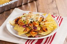 is courtesy of emeril lagasse and is used to make his crazy nachos see ...