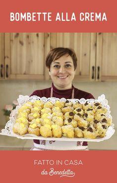 Italian Cookies, Italian Desserts, Italian Recipes, Lemon Drop Cookies, Light Desserts, Saveur, Finger Foods, Nutella, Donuts