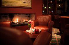 De Goyer golf lounge room