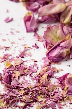 Dried Rose Petals, Flower Petals, Dried Flowers, Rose Geranium Essential Oil, Lemon Essential Oils, Paris Gifts, Homemade Tea, Types Of Roses, Easy Craft Projects