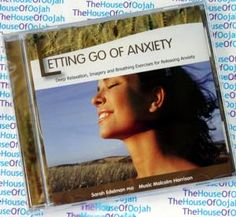 Dr Sarah Edelman Letting Go of Anxiety Meditation Audio, Books On Tape, Dr Sarah, Deep Relaxation, Online Shopping Stores, Letting Go, Anxiety, Audiobooks, Let It Be