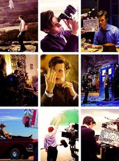 November 23rd and Christmas Day! Mark it down in your Diary, Matt Smith's last adventures in Doctor Who. He small be missed... :'(