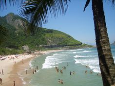 Love the Beaches, Stone Cliffs and Architectural Finery at Rio de Janeiro