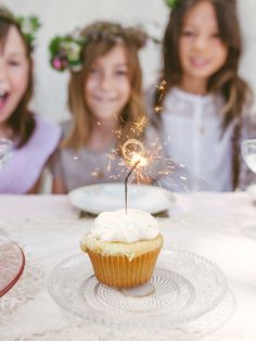 9th birthday celebration with girlfriends