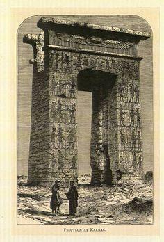 Karnak Old photo