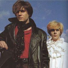 Simon and Nick, Early New Romantics Duran