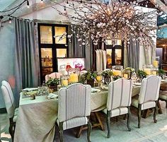 Ralph Lauren 2014 DIFFA Dining by Design table