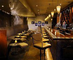 Casbah Restaurant, South Highland Avenue in Shadyside, Pittsburgh