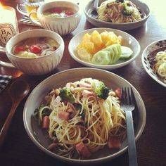 Asian food food