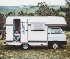 May Bank Holiday sale! - We met @marilie___ at a sweet camp spot in Asturias last week. She is on her way to Portugal in her super rad L300 coachbuilt and was kind enough to buy one of our books! The first we have sold from the van. This weekend has always marked the start of summer for us. To celebrate all of those camping trips van adventures and beers with friends we are offering 15% off of our book on our online store until midnight on Monday. Worldwide shipping available  Link to our…