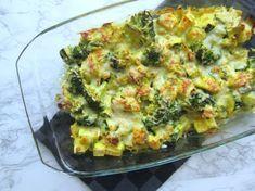 Makkelijke koolhydraatarme broccoli ovenschotel, makkelijk om te maken en kidsproof! - Easy to make lowcarb broccoli dish